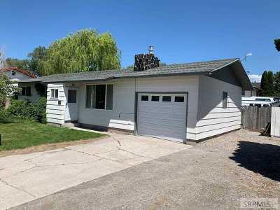 Chubbuck Single Family Home For Sale: 4806 Galena