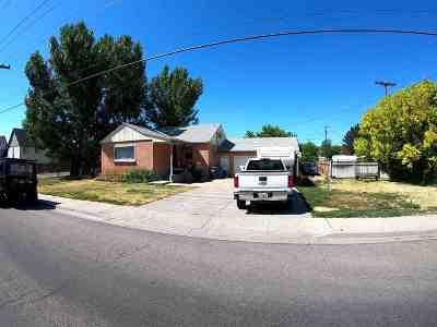 Pocatello Multi Family Home For Sale: 502 E Cedar