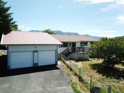 Inkom Single Family Home For Sale: 2053 W Old Highway 91