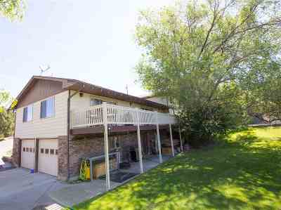 Pocatello Single Family Home For Sale: 9390 N Kimberly