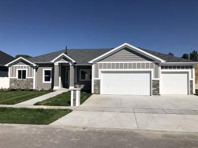 Chubbuck Single Family Home For Sale: 5282 Canterbury