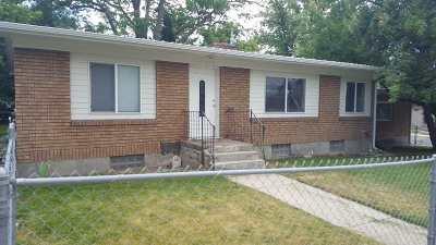 Pocatello Multi Family Home For Sale: 1615 E Clark St.