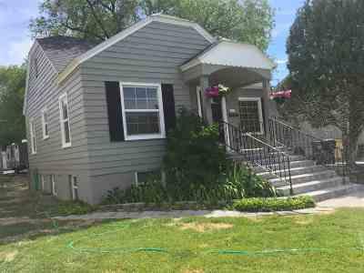 Pocatello Multi Family Home For Sale: 1528 S 4th