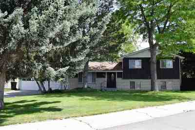 Chubbuck Single Family Home For Sale: 4952 Elizabeth