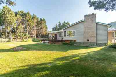 Pocatello Single Family Home For Sale: 4570 Johnny Creek