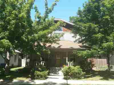 Pocatello Single Family Home For Sale: 336 S 8th St.