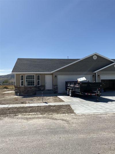 Chubbuck Single Family Home For Sale: 1037 Pinewood