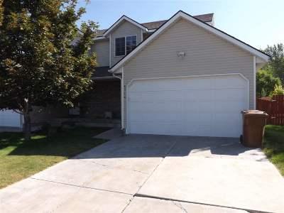 Chubbuck Single Family Home For Sale: 4714 Heidi