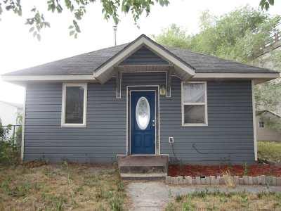 Pocatello Single Family Home For Sale: 1518 N Harrison