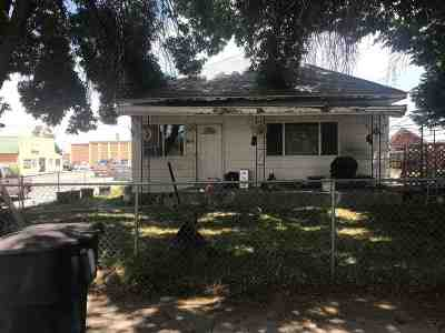 American Falls ID Single Family Home For Sale: $84,000