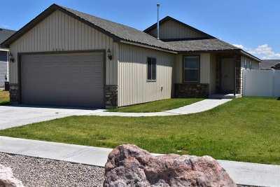 Chubbuck Single Family Home For Sale: 5016 Brookstone