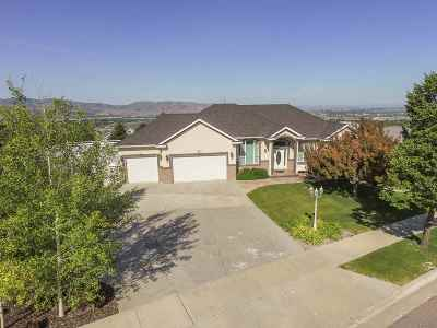Pocatello Single Family Home For Sale: 3480 Desert View
