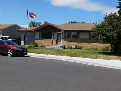 Chubbuck Single Family Home For Sale: 314 Stuart