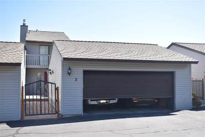 Pocatello Single Family Home For Sale: 3 Cedar Hills