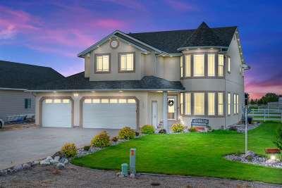Chubbuck Single Family Home For Sale: 15208 W Venus
