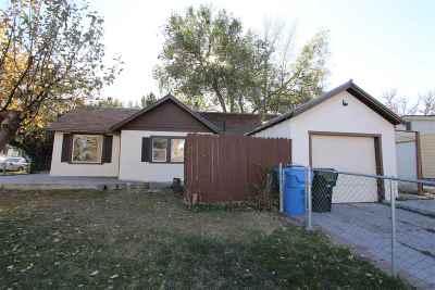 Pocatello Single Family Home For Sale: 409 S 11th