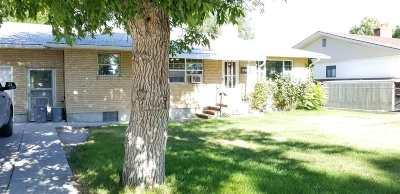 Pocatello Single Family Home For Sale: 561 Richland