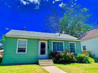 Pocatello Single Family Home For Sale: 1216 N Arthur