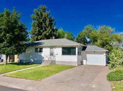 Pocatello Single Family Home For Sale: 225 Franklin