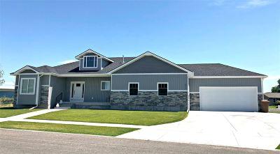 Chubbuck Single Family Home For Sale: 4612 Pahsimeroi Dr