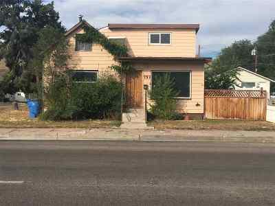 Pocatello Single Family Home For Sale: 753 S Main