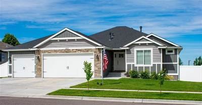 Pocatello Single Family Home For Sale: 2431 Andrew