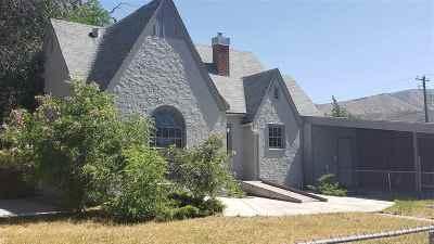 Pocatello Single Family Home For Sale: 311 Stansbury