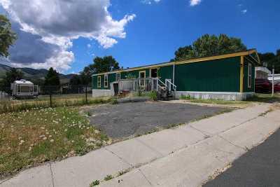 Pocatello Single Family Home For Sale: 845 Barton Road