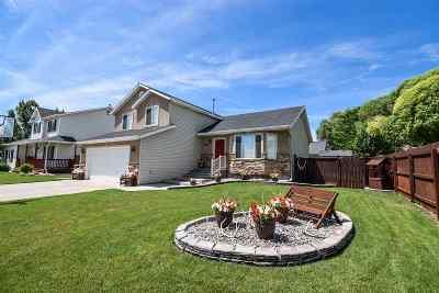 Chubbuck Single Family Home For Sale: 5893 Ruth