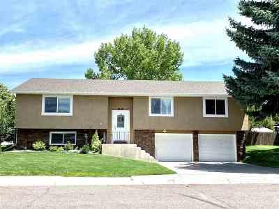 Pocatello Single Family Home For Sale: 2400 Ada