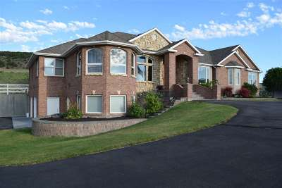 Pocatello Single Family Home For Sale: 2871 Wildhorse Ridge