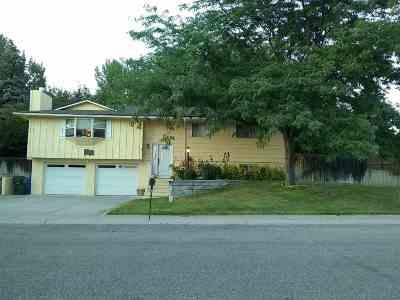 Pocatello Single Family Home For Sale: 2450 Ada St