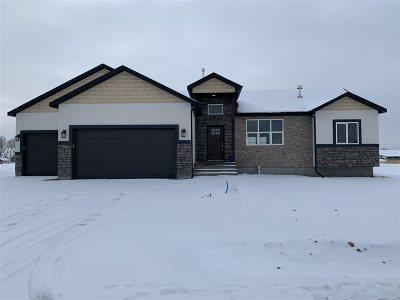 Chubbuck Single Family Home For Sale: 4999 Jake