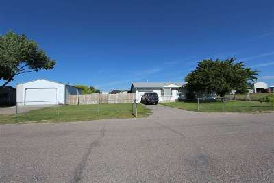 Pocatello Single Family Home For Sale: 13386 N Smith Rd