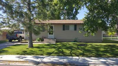 Chubbuck Single Family Home For Sale: 733 Bonanza Ave