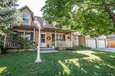 Chubbuck Single Family Home For Sale: 4634 Chateau