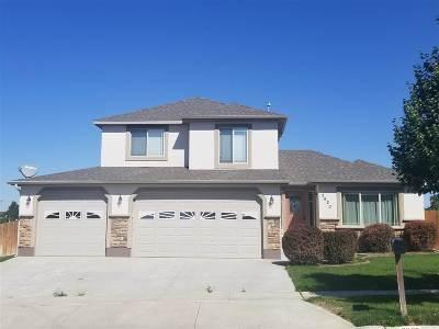 Pocatello Single Family Home For Sale: 2620 Sonoma St