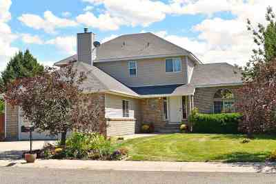 Pocatello Single Family Home For Sale: 2083 Cassia Street