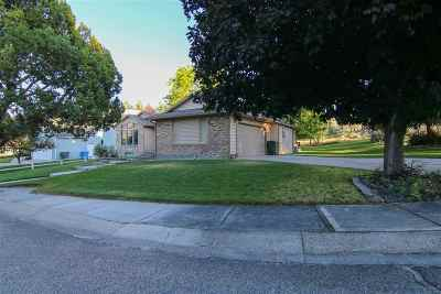 Pocatello Single Family Home For Sale: 6386 Old Ranch Road