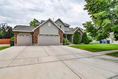 Pocatello Single Family Home For Sale: 628 Gary St