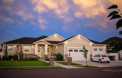 Chubbuck Single Family Home For Sale: 5312 Canterbury