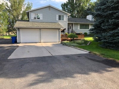 Chubbuck Single Family Home For Sale: 11290 Whispering Cliffs