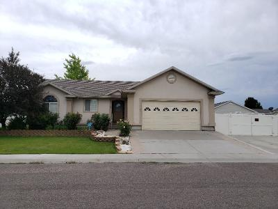Chubbuck Single Family Home For Sale: 647 Sequoia St.