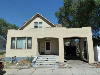 Pocatello Single Family Home For Sale: 320 W Connor