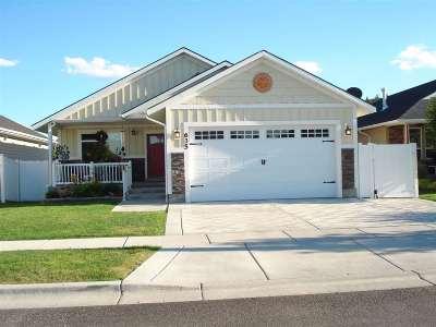 Pocatello Single Family Home For Sale: 635 Double Eagle