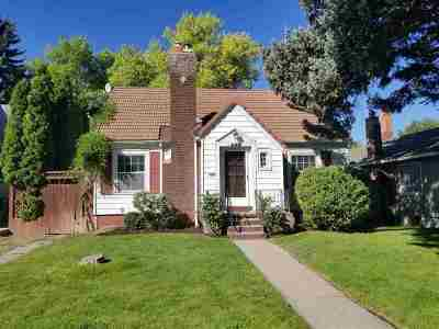 Pocatello Single Family Home For Sale: 435 S 8th Ave