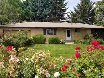 Chubbuck Single Family Home For Sale: 4705 Hawthorne