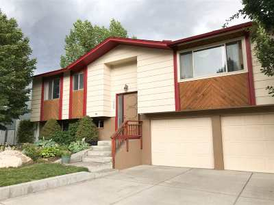 Pocatello Single Family Home For Sale: 1528 El Rancho