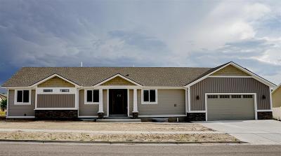 Pocatello Single Family Home For Sale: 1039 Stars Rd