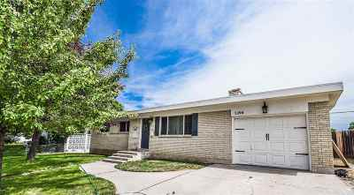 Pocatello Single Family Home For Sale: 1396 Santa Anita